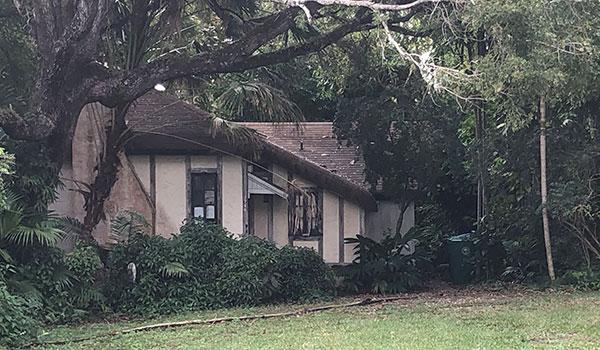 Marjory Stoneman Douglas Home