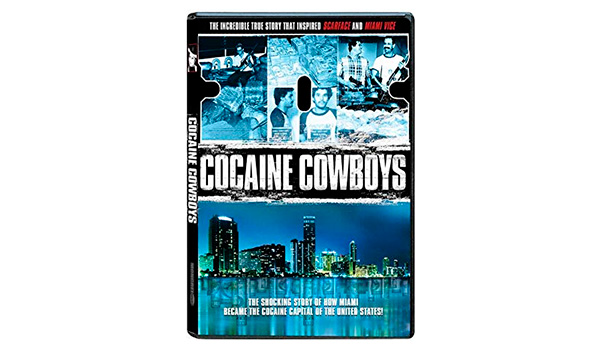 Confessions of a Cocaine Cowboy live @ the Colony Theater on Lincoln Road thru April 7th
