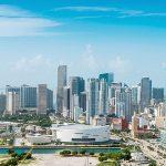 Downtown Miami Skyline   Miami Native Tours   Miami City Tours