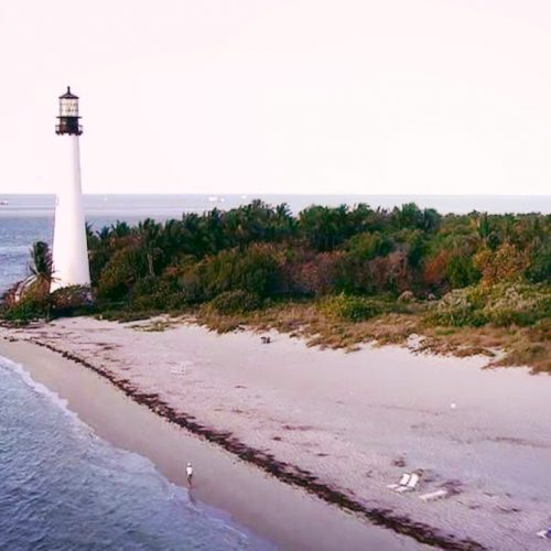 Cape Florida Lighthouse | Key Biscayne, FL | Miami City Tours | Miami Native Tours