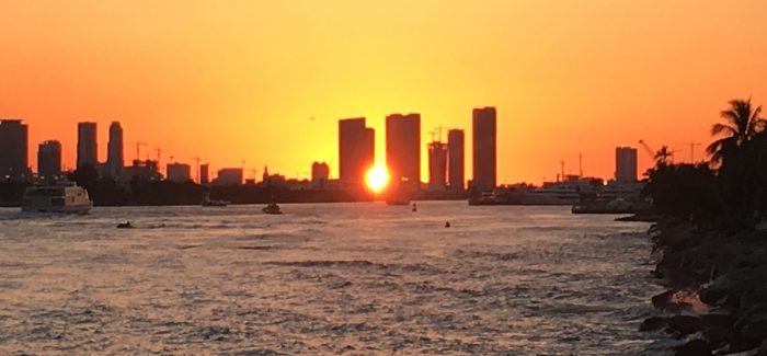 Miami Sunset | Miami Native Tours