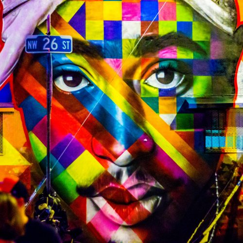 Wynwood Tupac Mural | Miami City Tours | Miami Native Tours